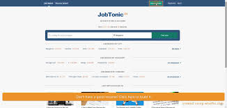 Best Resume Categories by How To Search For Jobs And Build Your Resume In Jobtonic In Youtube
