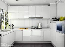 Contemporary White Kitchen Cabinets Furniture Colorful Kitchens All White Kitchen Cabinets Black