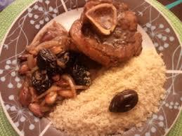 cuisiner jarret de veau recette tajine de jarret de veau aux pruneaux