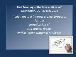 benedetto marasa enac deputy director general 1 u2013 cooperation in