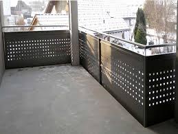 balkongelã nder design chestha idee zaun streichen
