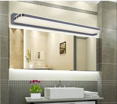 Lights For Mirrors In Bathroom 80cm Led Bathroom Wall Light For Mirror Indoor Wall Lights L