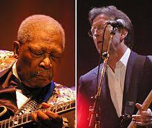 Is Bb King Blind Riding With The King B B King And Eric Clapton Album Wikipedia