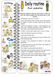 Daily Living Skills Worksheets 41 Free Esl Adults Worksheets