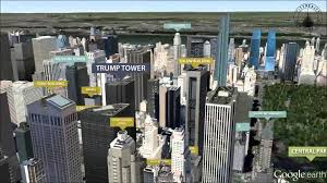 Trump Tower Inside Trump Tower 721 Fifth Avenue New York Ny Youtube