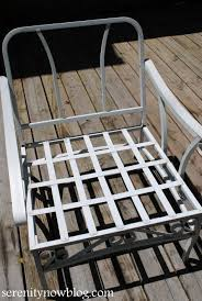 How To Paint Wrought Iron Patio Furniture by Bar Furniture How To Clean Metal Patio Furniture 25 Best Iron
