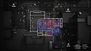 Floor Plan Of A Bank by R6s Bank