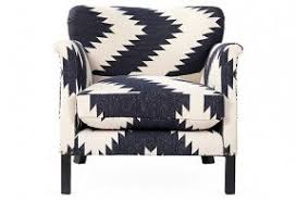 Armchair White White Upholstered Arm Chairs Foter