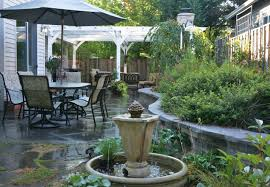 City Backyard Ideas Small City Backyard Ideas Back Yard Patio Tiny Garden New York