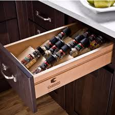 Spice Rack Inserts For Drawers Door Mount Cabinet Organizers And Accessories By Hafele From