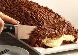 chocolate yule log recipe quick and easy at countdown co nz
