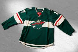 here are the wild u0027s new home uniforms what do you think