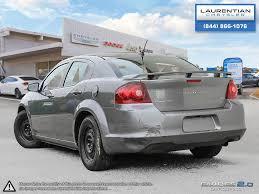 pre owned 2012 dodge avenger sxt 4dr car in sudbury 17719a