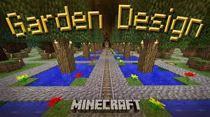 how to make a garden on minecraft the garden inspirations