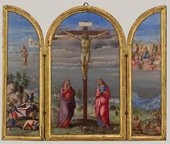 the crucifixion francesco granacci francesco di andrea di marco