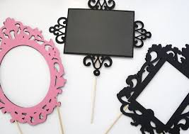 photo booth picture frames frames for wedding photo booth