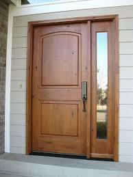 Modern Entrance Door Front Door Wooden Threshold Hardwood Floor Modern Wood Doors Rain