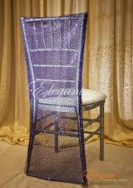 chiavari chair covers chair covers for rent