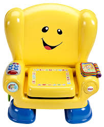 Yellow Chair Amazon Com Fisher Price Laugh U0026 Learn Smart Stages Chair Toys