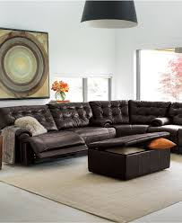 Marlo Furniture Sectional Sofa by Torie 5 Piece Sectional With 2 Power Motion Recliners Sectional