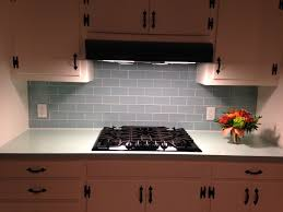 Glass Kitchen Backsplash by Vapor Glass Subway Tile Subway Tile Outlet