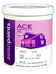 asian paints apex weatherproof emulsion at rs 220 liter asian