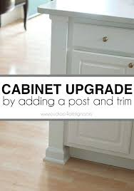 decorative molding kitchen cabinets installing corbel molding counter supports cabinet door decorative