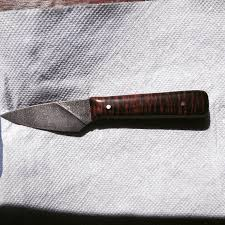 Custom Kitchen Knives How To Rehandle A Western Style Handle