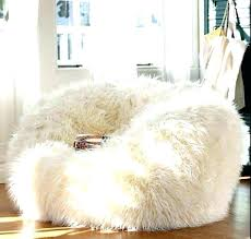 fur chair cover faux fur butterfly chair covers fluffy desk chair cover desk