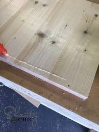 Glue Down Laminate Flooring Diy Hanging Frames And Youtube Video Shanty 2 Chic