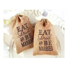 small burlap bags 4x6 burlap mini small jute bag favor wedding rustic brown jute