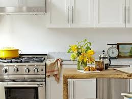 how to make cabinets appear taller 20 tricks for a small kitchen look bigger
