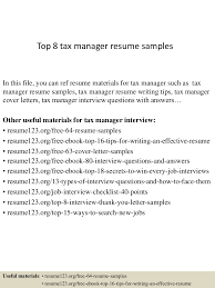 Senior Finance Executive Resume Senior Tax Manager Resume Samples Virtren Com