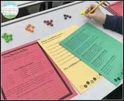 how to write raps on paper teaching with a mountain view i always love to incorporate some skittles fun into our lessons when we were working on equivalent fractions i used my skittles math activities in
