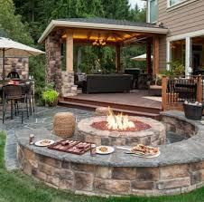 In Backyard 790 Best Fire Pit Ideas Images On Pinterest Backyard Ideas