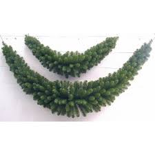 commercial swag garland green 1 52m artificial tree
