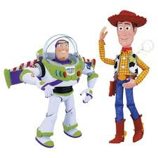 buy toy story interactive talking buzz lightyear woody