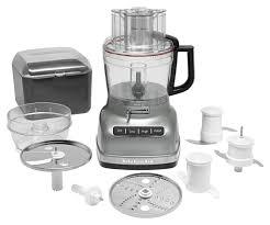 kitchen aid food processor kitchenaid kfp1133cu 11 cup food processor silver kfp1133cu best buy