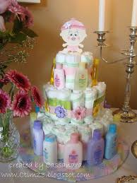 creating with color by cassandra welcome sweet baby diaper cake