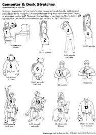 Desk Chair Workout Best 25 Desk Exercises Ideas On Pinterest Office Workouts