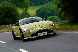 aston martin officially launched in aston martin u0027s next v8 vantage will bring james bond style to