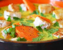 cuisiner l espadon recette curry d espadon