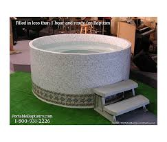 portable baptismal pools portable baptistry baptistry heater church baptistries