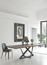 Modern Dining Furniture Millennium Modern Dining Table Bontempi Casa