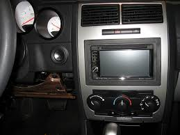 dodge charger dash kit kenwood dnx6140 system installed lots of pics dodge charger forums