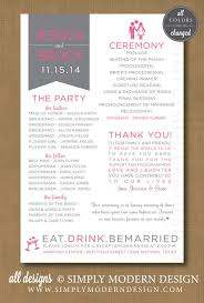 Christmas Wedding Programs The 25 Best Wedding Program Thank You Ideas On Pinterest