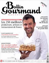 gourmand magazine cuisine journaux fr bottin gourmand magazine