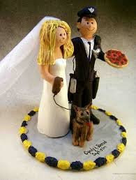 wedding cake toppers with personality