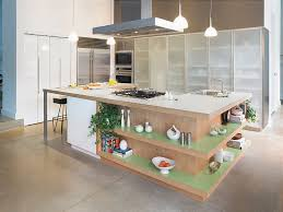 open kitchens with islands kitchen island open shelves home design photo gallery