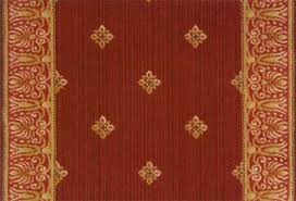 14 Ft Runner Rugs Royal Sovereign Harry 21361 Red Stone Carpet Hallway And Stair